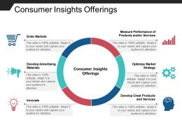 Consumer Insights Offerings