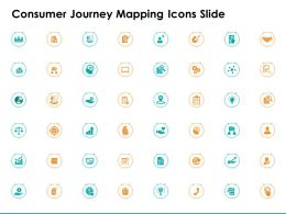Consumer Journey Mapping Icons Slide Marketing C1048 Ppt Powerpoint Presentation