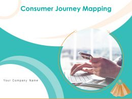 Consumer Journey Mapping Powerpoint Presentation Slides