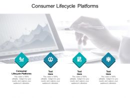 Consumer Lifecycle Platforms Ppt Powerpoint Presentation Show Pictures Cpb
