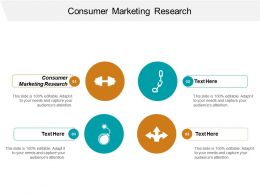 Consumer Marketing Research Ppt Powerpoint Presentation File Visual Aids Cpb