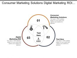 Consumer Marketing Solutions Digital Marketing Roi Customer Engagement Marketing Cpb