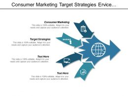 Consumer Marketing Target Strategies Ervice Documentation Hire Marketing Cpb
