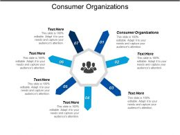 Consumer Organizations Ppt Powerpoint Presentation Gallery Files Cpb