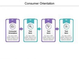 Consumer Orientation Ppt Powerpoint Presentation Inspiration Graphics Cpb