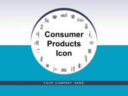 Consumer Products Icon Ecommerce Production Electronics Inventory Supervisor