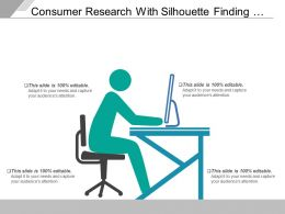 Consumer Research With Silhouette Finding The Research Insights