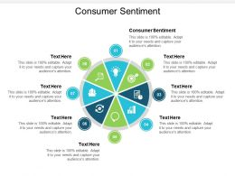 Consumer Sentiment Ppt Powerpoint Presentation Styles Background Image Cpb