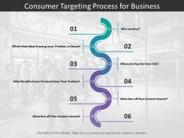 Consumer Targeting Process For Business
