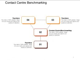 Contact Centre Benchmarking Ppt Powerpoint Presentation File Graphics Pictures Cpb