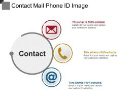 Contact Mail Phone Id Image