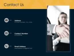 Contact Us Communication Ppt Powerpoint Presentation Portfolio Icon
