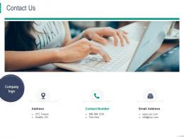 Contact Us Coworking Space Investor