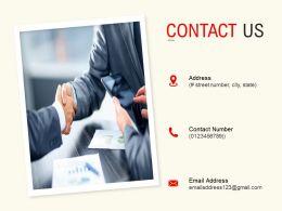 Contact Us Management L528 Ppt Powerpoint Presentation Aids