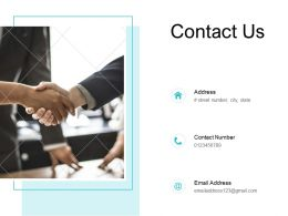 Contact Us Management L718 Ppt Powerpoint Presentation Inspiration Maker