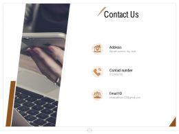 Contact Us Management Ppt Powerpoint Presentation Model Ideas