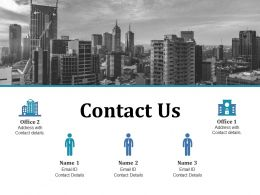 Contact Us Ppt Professional Files