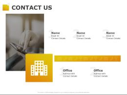 Contact Us Technology Ppt Powerpoint Presentation Outline Gridlines