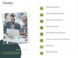 Content Administration Management Ppt Microsoft