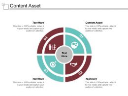Content Asset Ppt Powerpoint Presentation File Themes Cpb