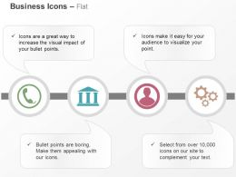 Content Bank User Settings Ppt Icons Graphics