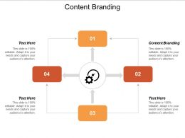 Content Branding Ppt Powerpoint Presentation Gallery Outline Cpb