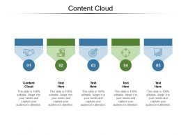 Content Cloud Ppt Powerpoint Presentation Model Layout Cpb
