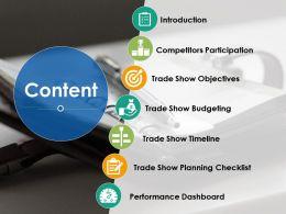 Content Competitors Participation Ppt Powerpoint Presentation Diagram Templates