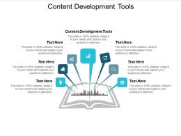 Content Development Tools Ppt Powerpoint Presentation Inspiration Example Introduction Cpb