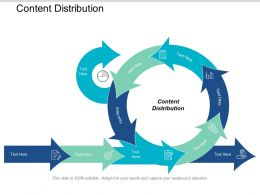 Content Distribution Ppt Powerpoint Presentation Styles Example Cpb