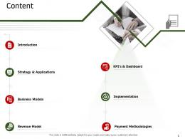 Content Ecommerce Solutions Ppt Guidelines