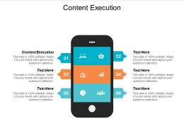 Content Execution Ppt Powerpoint Presentation Icon Files Cpb