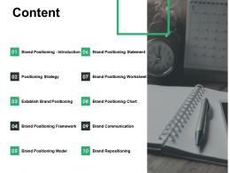 Content Framework Communication Ppt Powerpoint Presentation Show Outline
