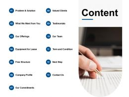 Content Free Structure Ppt Powerpoint Presentation Model Slide Portrait
