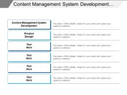 Content Management System Development Product Design Employee Evaluations Cpb
