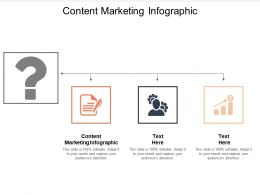 Content Marketing Infographic Ppt Powerpoint Presentation Model Background Image Cpb