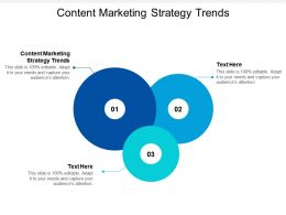 Content Marketing Strategy Trends Ppt Powerpoint Presentation Infographic Template Slide Portrait Cpb