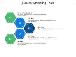Content Marketing Tools Ppt Powerpoint Presentation Summary Background Designs Cpb