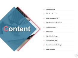 Content Our Sales Strategy K59 Ppt Powerpoint Presentation Designs