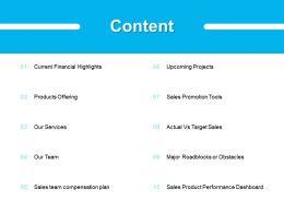 Content Our Team J132 Ppt Powerpoint Presentation File Ideas
