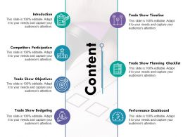 Content Performance Dashboard Ppt Powerpoint Presentation Diagram Templates