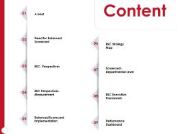 Content Performance Dashboard Scorecard N82 Ppt Powerpoint Presentation Layouts