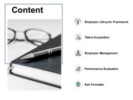 Content Performance Evaluation Ppt Powerpoint Presentation Pictures Ideas