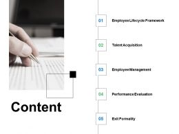 Content Performance Evaluation Ppt Powerpoint Presentation Portfolio Design Templates