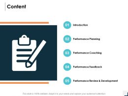 Content Performance Planning C352 Ppt Powerpoint Presentation Gallery Layout Ideas