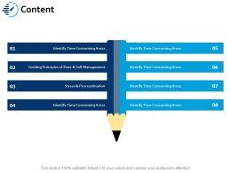 Content Ppt Portfolio Microsoft