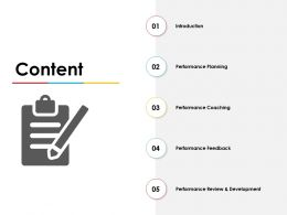 Content Ppt Powerpoint Presentation Professional Example Topics