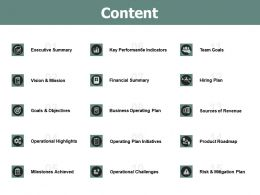Content Product Roadmap A102 Ppt Powerpoint Presentation Gallery Guide