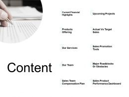 Content Products Offering Ppt Powerpoint Presentation File Icon