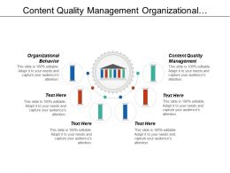 Content Quality Management Organizational Behavior Direct Investment Programs Cpb